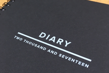 QS 2017 Diary